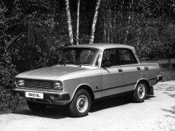 1981-1988 Москвич 2140SL