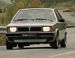 1981 SAAB-Lancia 600 a