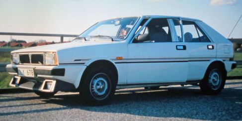 1981 SAAB-Lancia 600