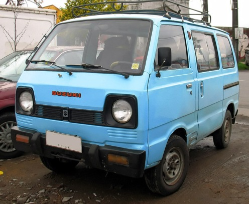1981 Suzuki Carry ST90