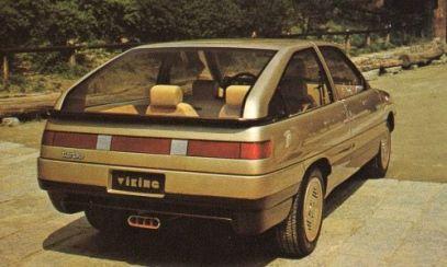 1982 Saab Viking (Rayton Fissore) Turbo back
