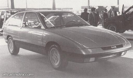 1982 Saab Viking (Rayton Fissore) Turbo front