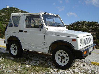 1982 Suzuki Samurai SJ410 F10A
