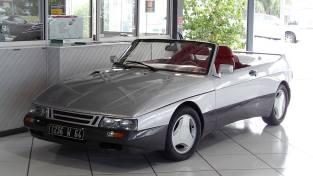1984 saab 900 speedster prototype