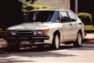1984 Saab 900 SPG Prototype VIN 060 spggrille