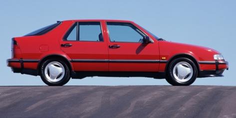 1984 Saab 9000