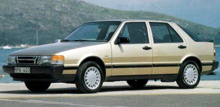 1985 Saab 9000 5d