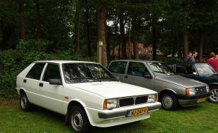 1985 SAAB-Lancia 600 1500 GLS & 1991 Lancia Y10 1.1 LX Selectronic