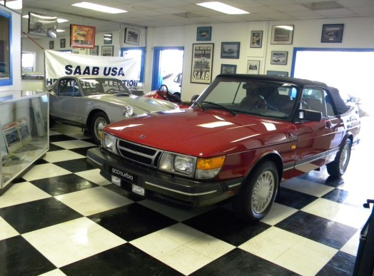 1986 Saab 900 Turbo Jacobson