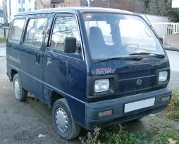 1986–1993 Suzuki Super Carry van