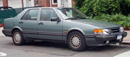 1987–1994 Saab 9000 CD (US)