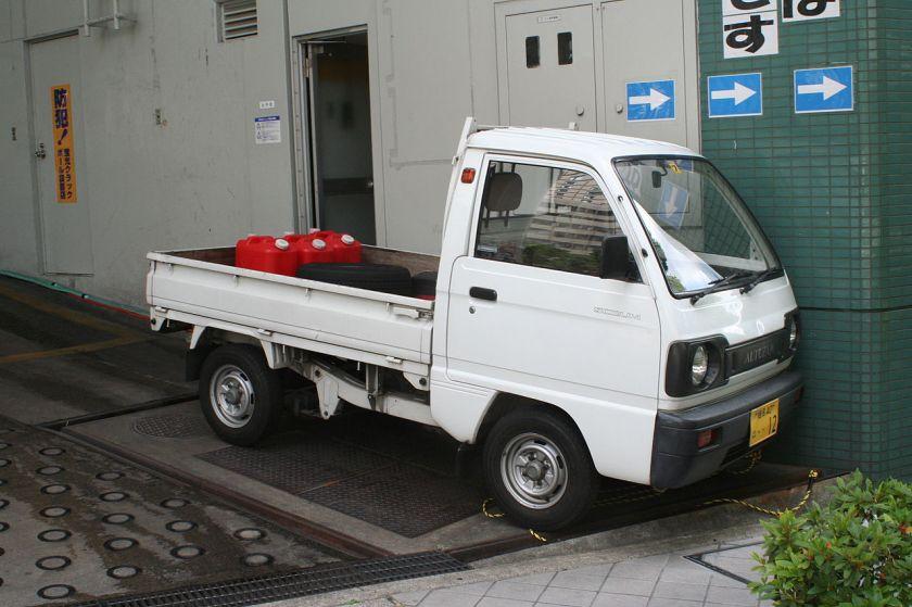 1989 Autozam Scrum Truck (DG51)