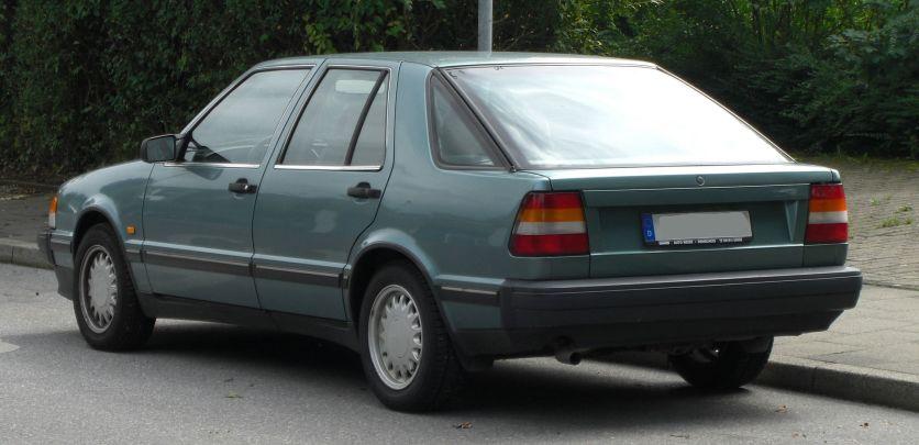 1990–1991 Saab 9000 CC (Europe)