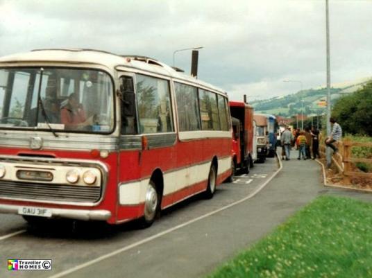 1991 Beck's VAM 70 In Yorkshire