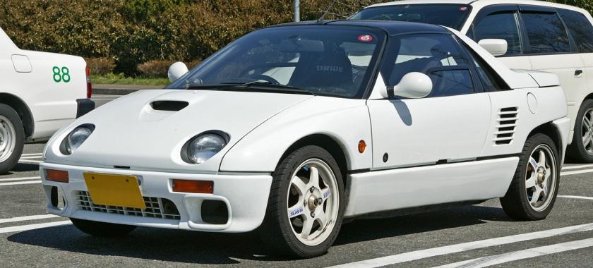 1992-1995 Autozam AZ-1 (PG6SA) or Suzuki Cary or Mazda AZ 550