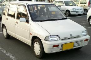 1992 Suzuki Alto
