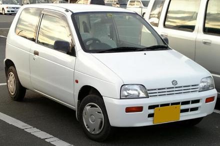 1994 Suzuki Alto
