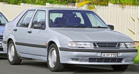 1994–1998 Saab 9000 CS Aero (Australia)1997