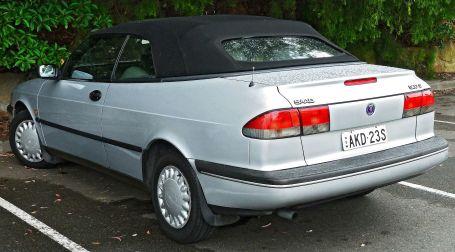 1995 Saab 900 (MY95) S convertible