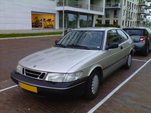 1995 Saab New Generation 900i