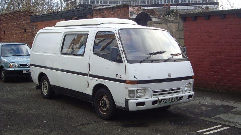 1996 Vauxhall Midi 2.4 Diesel (16115124668)
