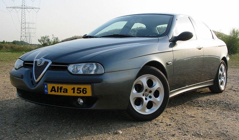 1997 Alfa Romeo 156 Selespeed