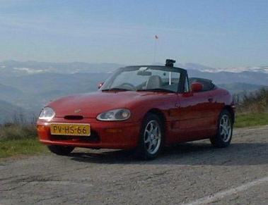 1997 Suzuki Cappucino
