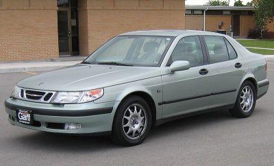 1998-2001 SAAB 95 Sedan