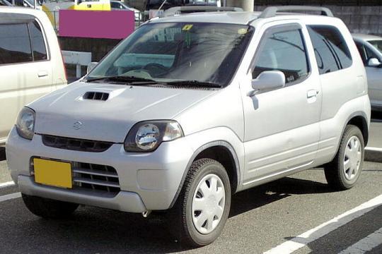 1998-2009 Suzuki Kei