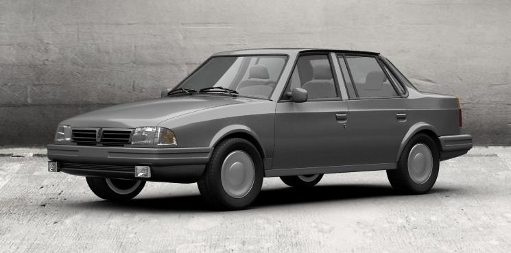 1998 Moskvitch 2142 Knyaz Vladimir