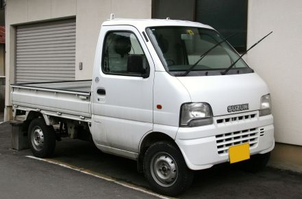 1999-2002 Suzuki Carry truck 11th gen