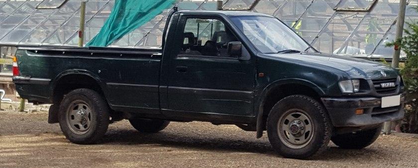 1999 Vauxhall Brava DI 4x4 2.5