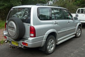 1999–2000 Suzuki Grand Vitara XL-7