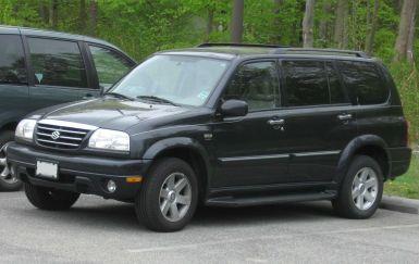 2001-2003 Suzuki XL-7