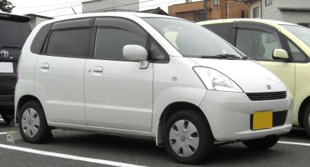 2001-2004 Suzuki MR Wagon