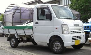 2002-2009 Suzuki Carry 12th gen