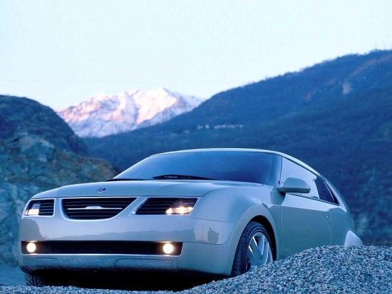2002 Saab 9-3X Concept a
