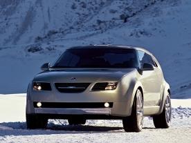 2002 Saab 9-3X Concept c