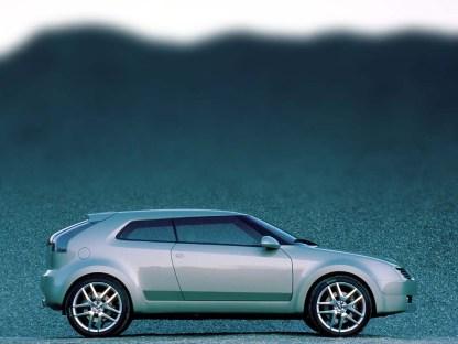 2002 Saab 9-3X Concept d