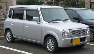 2002 Suzuki Alto Lapin