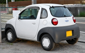 2003-2005 Suzuki Twin Gasoline V rear