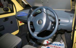 2003-2005 Suzuki Twin Interior