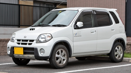 2003 Suzuki Kei FIS Fleestyle World Cup Limited ( Launched Nov. 2002 )