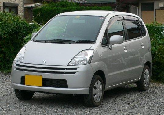 2004 1st Suzuki MR Wagon (2004 - 2006)