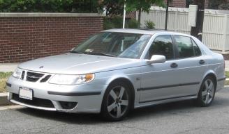 2004-2005 Saab 9-5 Aero sedan