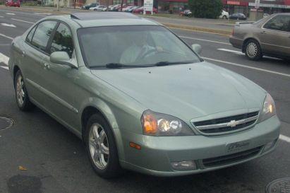 2004-2006 Chevrolet Epica