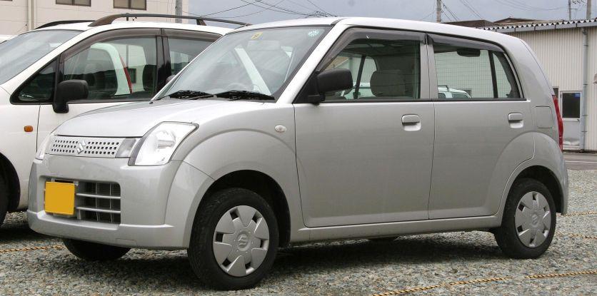 2004-2006 Suzuki Alto HA24S