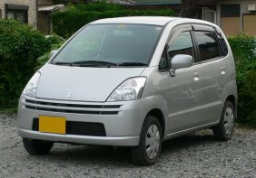 2004 Suzuki MR Wagon 2004-2006
