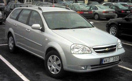 2005 Chevrolet Nubira SW 1.6 kombi