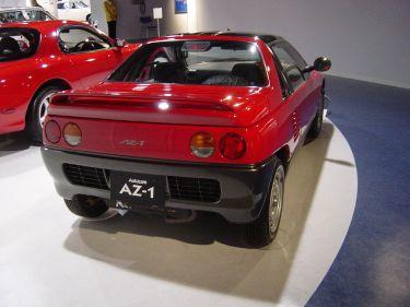 2005 MAZDA AZ-1 02